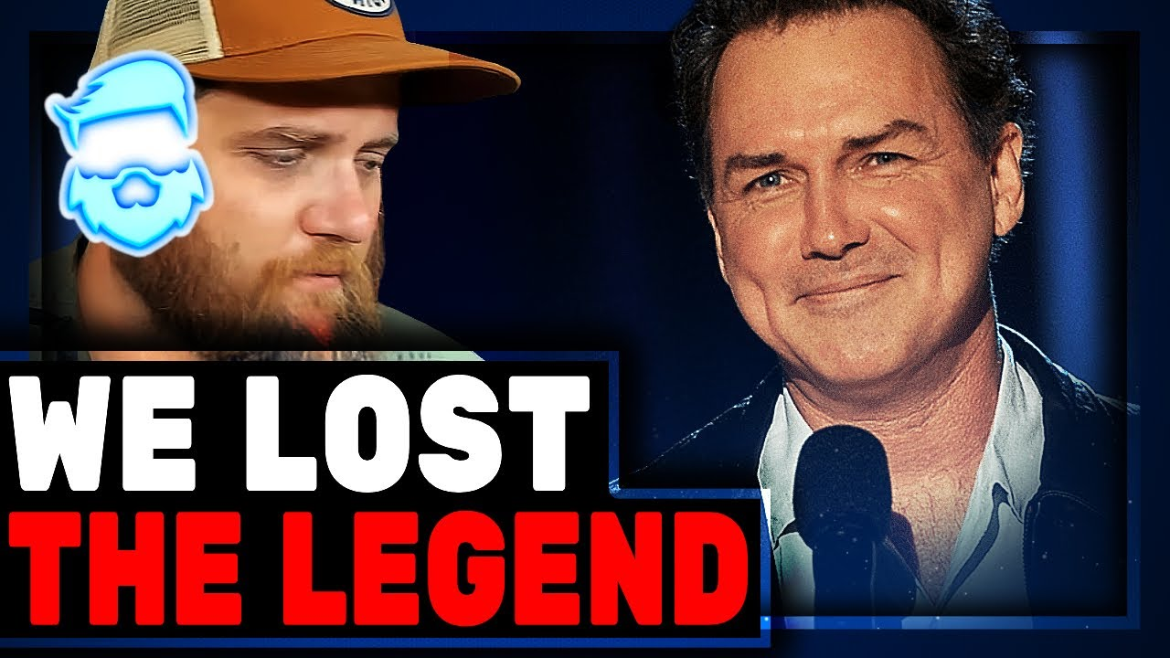 Norm MacDonald Has Died After A Long & Private Battle With Cancer.  RIP To The Funniest Human Ever