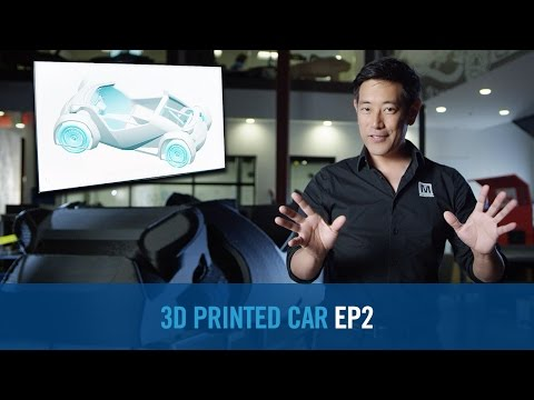 Mouser Electronics and Grant Imahara Debut Video of Transformative 3D-Printed Autonomous Vehicle