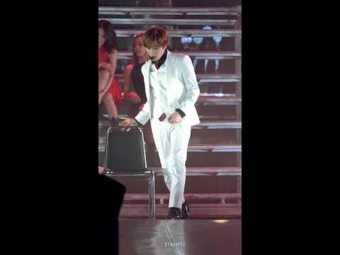 141122 Super Show 6 in Beijing - 그녀는 위험해 (Eunhyuk focus)