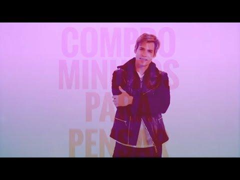 Carlos Baute - Compro minutos feat. Farina (Lyric Video)