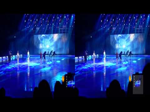 [3D] 2013 All That Skate Yuna Kim - Opening