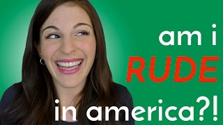 Living in Germany Made Me a RUDE AMERICAN?!