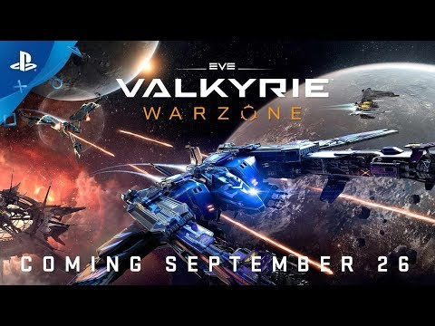 EVE: Valkyrie – Warzone Video Screenshot 2