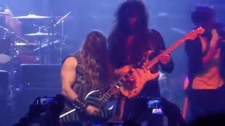 """Highway Star"" Steve Vai & Malmsteen & Zakk Wylde@Count Basie Red Bank, NJ 5/9/16"
