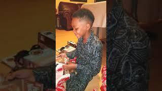 My favorite Christmas Gift Reaction... #Christmas #NintendoSwitch #HelloNeighbor