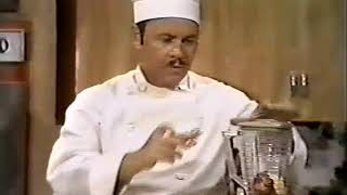 Tim Conway the Low Budget Cooking Show Chef (1970) Spookylorre New-to-YouTube