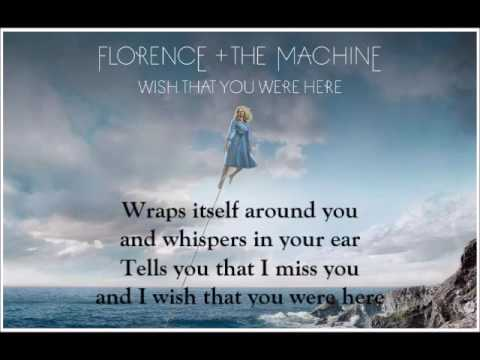"""Wish That You Were Here (From """"Miss Peregrine's Home for Peculiar Children"""" Original Motion Picture)"""