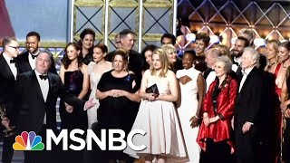 Emmy Awards Get Political   MTP Daily   MSNBC
