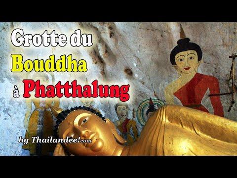 la grotte du bouddha (tham phra)