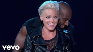 P!nk - Are We All We Are (Live)