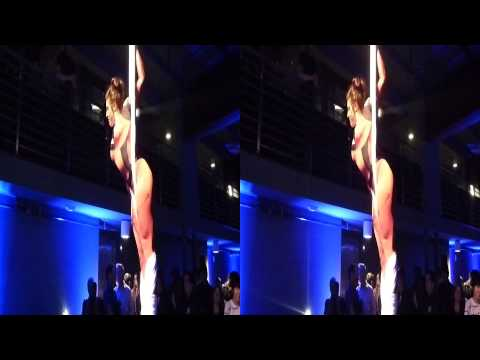 Live Aerial Performance @ Village One Year Anniversary (YT3D:Enabled=True)