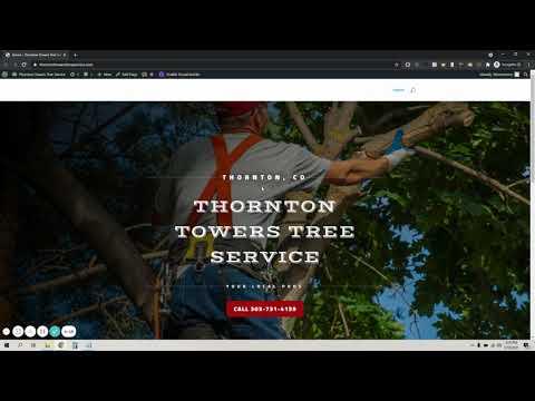 Thornton Towers Tree Service