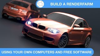 Building a render farm for free