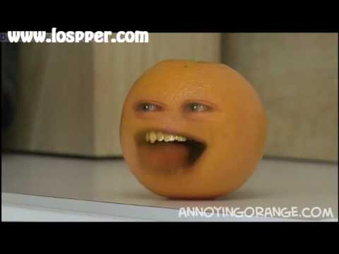 Baixar A laranja irritante  e a maçã  [ Lospper - vídeos ]