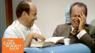 The Dentist from The Carol Burnett Show (full sketch)