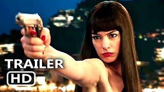 THE HUSTLE Official Trailer # 2 (2019) Anne Hathaway, Rebel Wilson Movie HD