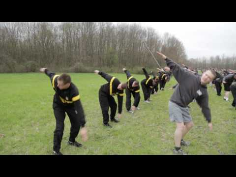 National Guard l Army Physical Fitness Test