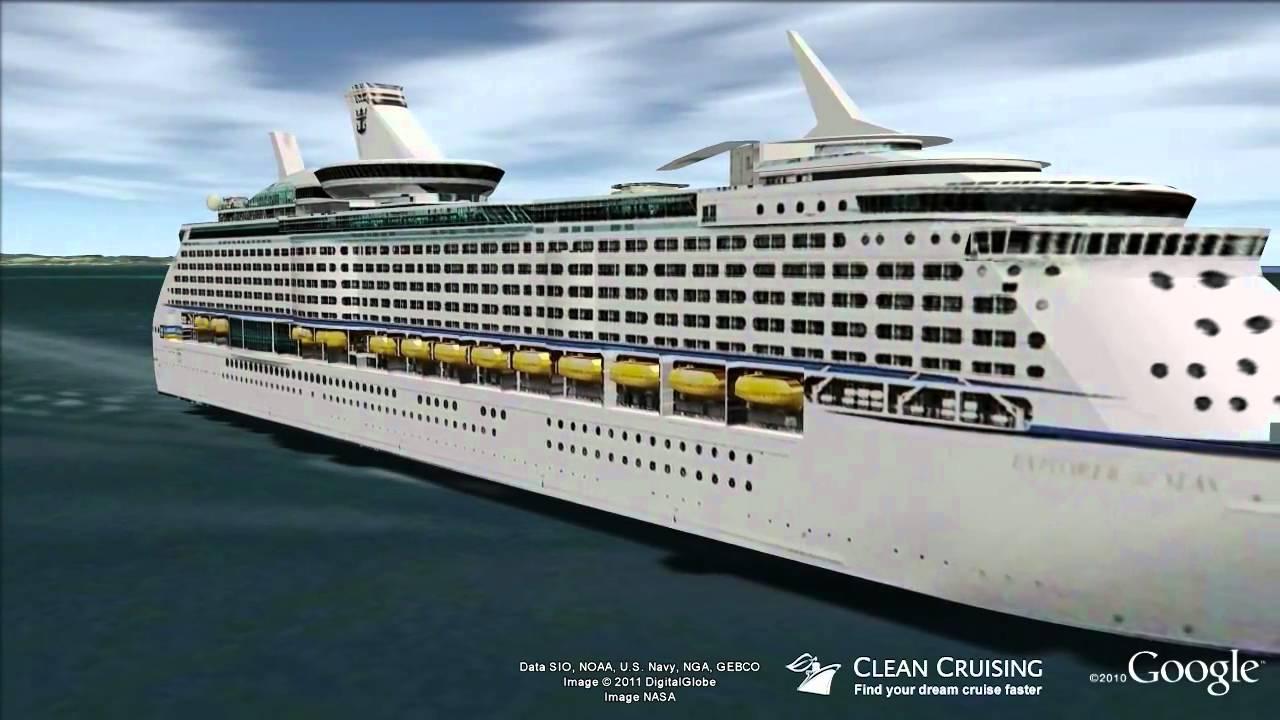 Navigator Of The Seas Virtual Ship Tour Youtube