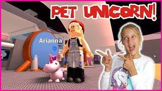 Getting a Pet UNICORN!