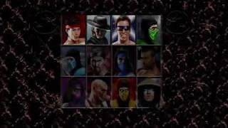 Mortal Kombat Funny Fatalities