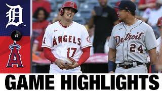 Tigers vs. Angels Game Highlights (6/17/21) | MLB Highlights