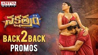 Back 2 back promo songs of Nakshatram starring Sai Dharam ..