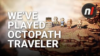 We've Played Octopath Traveler on Nintendo Switch - Is It Good?