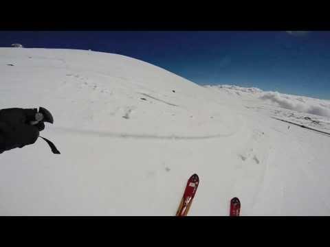 Snowboarding and Skiing in Hawaii!