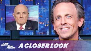 Gen. Milley Embarrasses Matt Gaetz; Rudy Giuliani Loses Law License: A Closer Look