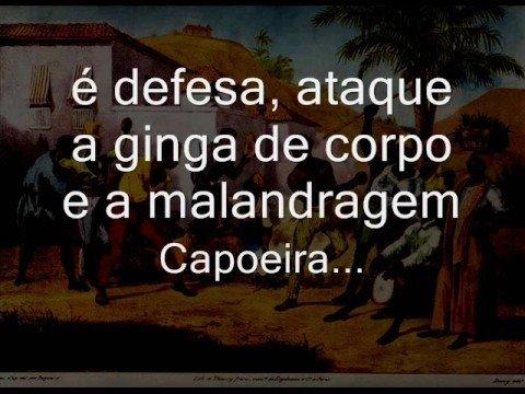 Baixar Capoeira (é defesa, ataque)