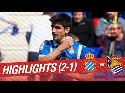 Espanyol vs Real Sociedad