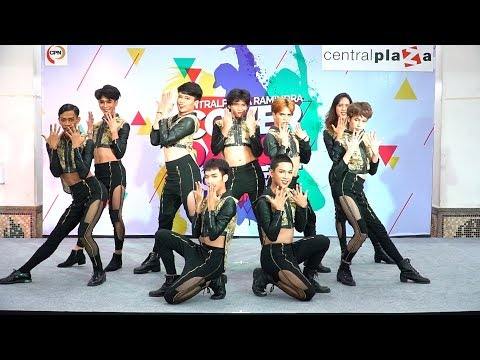180616 'Fellow Survival' cover 'Intro+FLASHBACK'(K-POPS) @ CentralRamindra CoverDance(Audition)