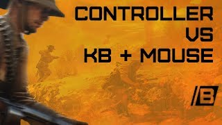 BF1: Controller vs mouse and keyboard - 30-0 killstreak - PC master race!