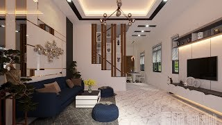 ĐỪNG XEM - BẠN SẼ GHIỀN ĐẤY VÌ NHÀ ĐẸP LẮM - Ngất ngây với vẻ đẹp của căn nhà mặt phố