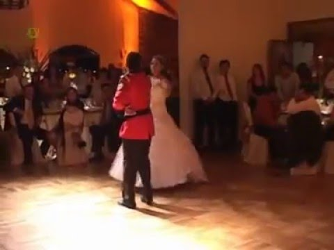 Vals Novios Matrimonio Pedro Berrios  y Andrea Jerez