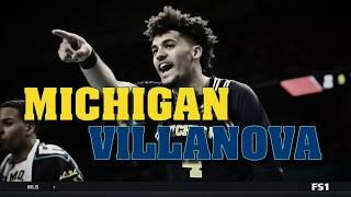 2018-11-14 Michigan at Villanova