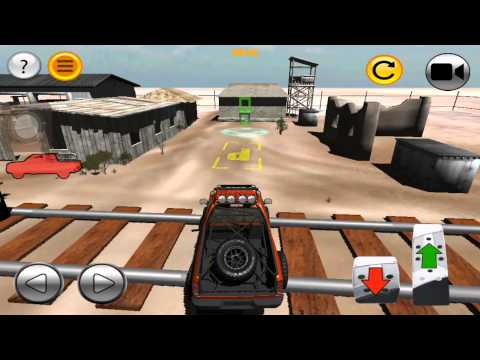 3D Off-Road Truck Parking Extreme Preview