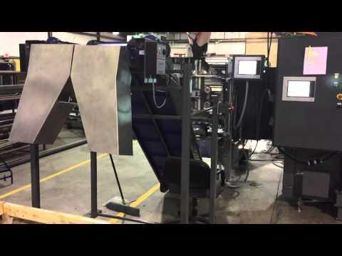 4 FAWs Bucket Conveyor VFFS Bagger