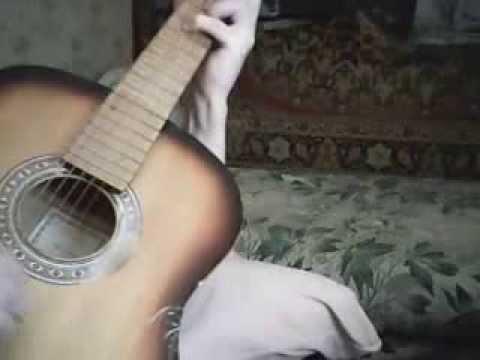 Сплин Бездыханная легкость моя аккорды видео
