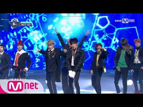 [NCT 127 - Limitless] KPOP TV Show | M COUNTDOWN 170126 EP.508