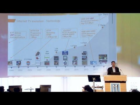 Vortrag: 4K / HD - TV-Content im Smart-TV in bester TV-Qualität