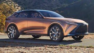 سيارة Lexus LF 1 المليئة بالتقنيات الترفيهية المستقبلية ...