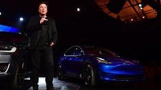 Tesla Reveals Model Y: Elon Musk's Big Bet on Electric SUV