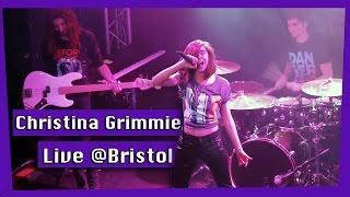 Christina Grimmie Live Concert in Bristol [HD] [HQ AUDIO] [FULL]