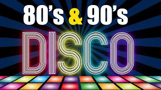 Disco Dance Songs Legend Golden - Disco Greatest Hits 70 80 90s Medley Eurodisco Megamix