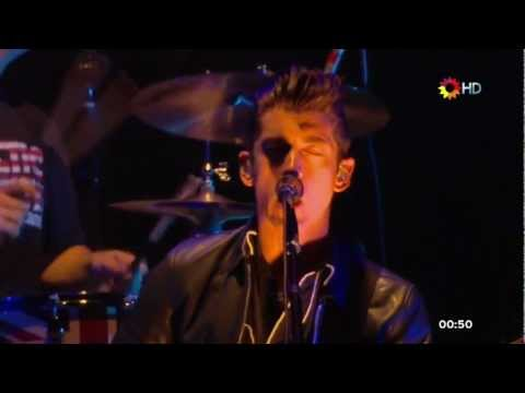 Arctic Monkeys - Teddy Picker (Quilmes Rock, Argentina 04-04-2012)