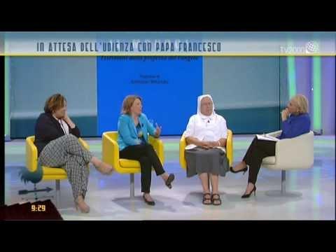 Sr Laura a TV2000 - Il Respiro di Dio parte2