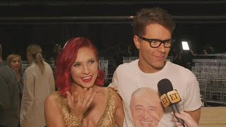 Why Sharna Burgess Looked Shocked When Bobby Bones Made DWTS Finals (Exclusive)