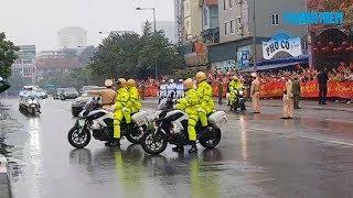 Tổng bí thư, Chủ tịch nước Trung Quốc Tập Cận Bình đến Hà Nội