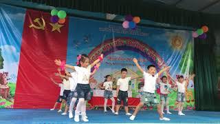 Bài múa: Ước mơ tuổi thần tiên - Trường MN Thống Kênh